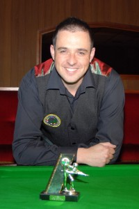 Gold Waistcoat Tour Event 5 Highest Break 2007-8