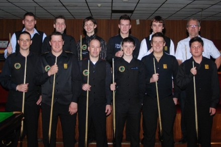 Gold Waistcoat Tour Event 5 Players 2007-8