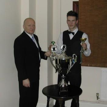 Gold Waistcoat Tour Event 5 Winner 2005-6