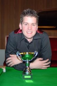 Gold Waistcoat Tour Event 5 Winner 2007-8