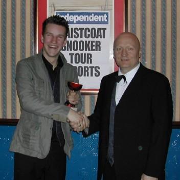 Gold Waistcoat Tour Event 7 Runner-up 2005-6