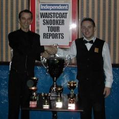 Gold Waistcoat Tour Overall Winner & Runner-up 2005-6