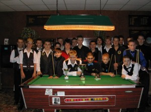 Silver Waistcoat Tour Event 1 Players 2005-06