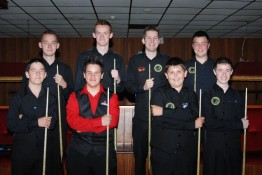 Silver Waistcoat Tour Event 1 Players 2007-08