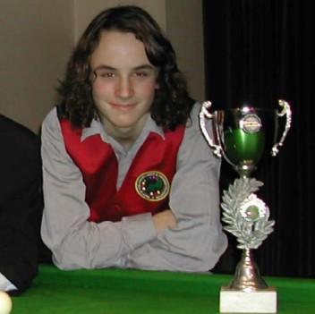 Silver Waistcoat Tour Event 1 Winner 2004-05