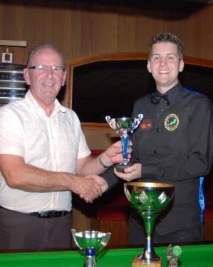 Silver Waistcoat Tour Event 1 Winner 2007-08