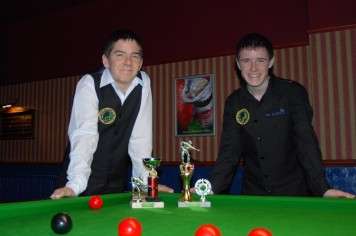Silver Waistcoat Tour Event 2 Finalists 2007-08