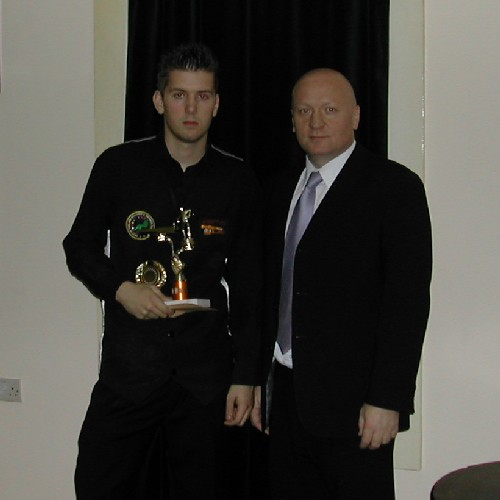 Silver Waistcoat Tour Event 2 Runner-up 2005-06