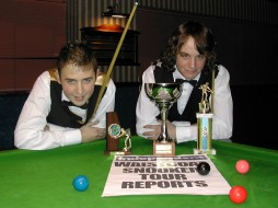 Silver Waistcoat Tour Event 3 Finalists 2005-06
