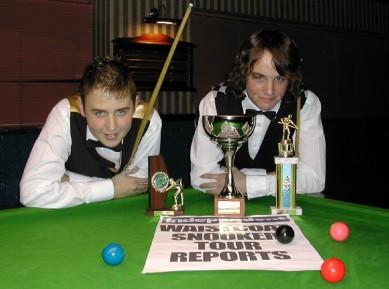 Silver Waistcoat Tour Event 3 Finalists 2005-06