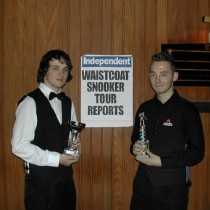 Silver Waistcoat Tour Event 3 Finalists 2006-07