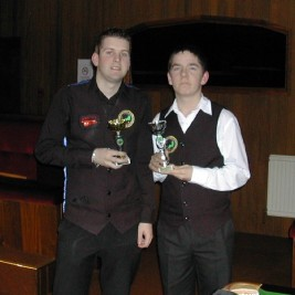 Silver Waistcoat Tour Event 3 Finalists 2007-08