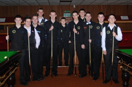 Silver Waistcoat Tour Event 3 Players 2007-08