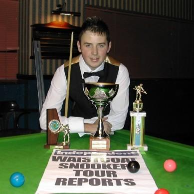 Silver Waistcoat Tour Event 3 Runner-up 2005-06