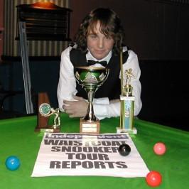 Silver Waistcoat Tour Event 3 Winner 2005-06