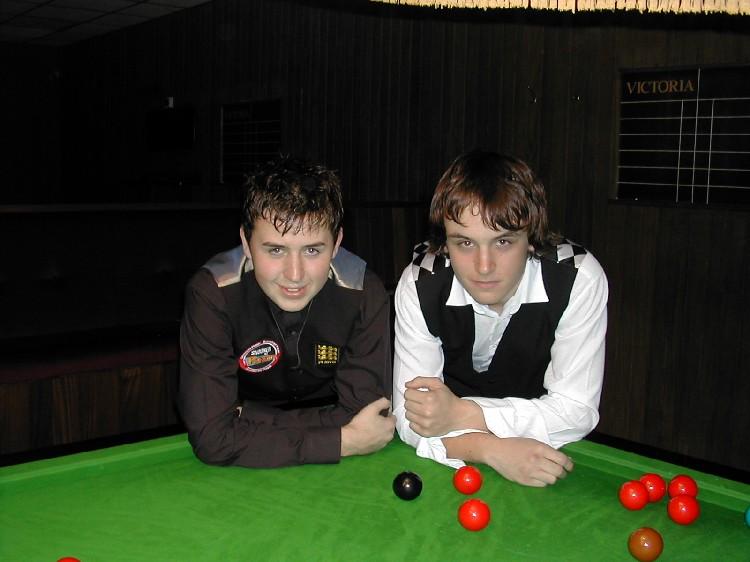 Silver Waistcoat Tour Event 4 Finalists 2006-07