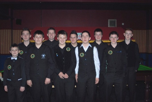 Silver Waistcoat Tour Event 4 Players 2007-08