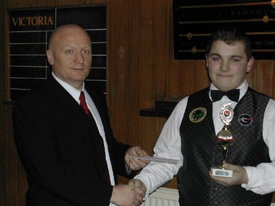 Silver Waistcoat Tour Event 4 Runner-up 2005-06