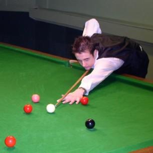 Silver Waistcoat Tour Event 4 Winner 2004-05