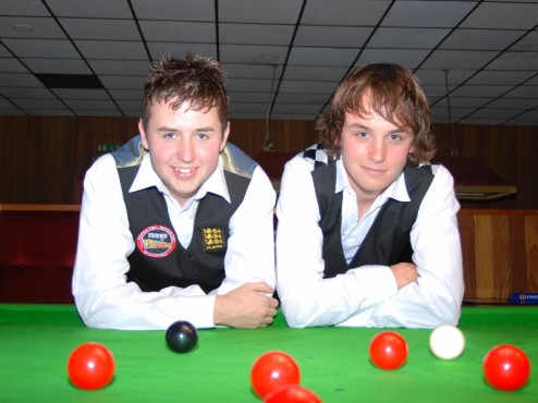 Silver Waistcoat Tour Event 5 Finalists 2006-07
