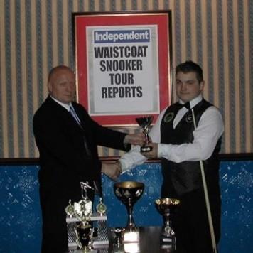 Silver Waistcoat Tour Event 5 Runner-up 2005-06