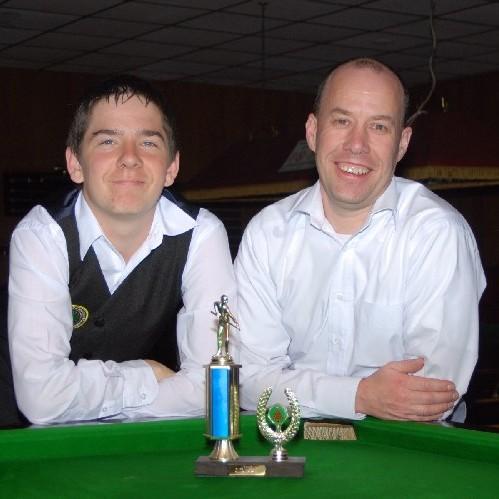 Silver Waistcoat Tour Event 5 Runner-up 2007-08