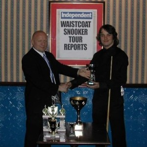 Silver Waistcoat Tour Event 5 Winner 2005-06
