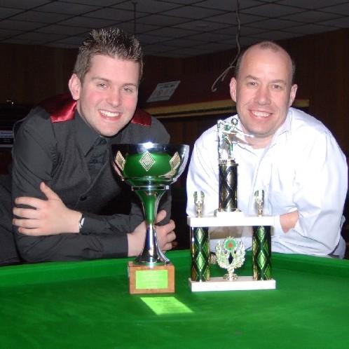 Silver Waistcoat Tour Overall Winner 2007-08