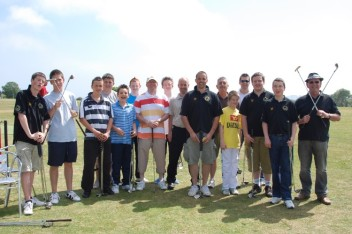 WEBSF Fun Day golf 2009 Golf Players 2009