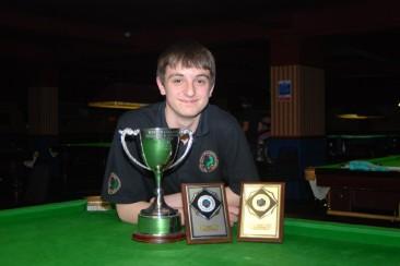 Bronze Waistcoat Championship Highest Break 2011-12