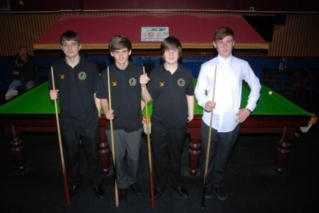 Bronze Waistcoat Championship Finalists 2011-12