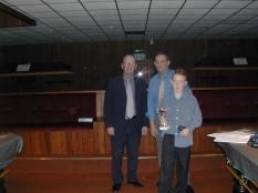 Bronze Waistcoat Finals Day Overall Runner-up 2003-04