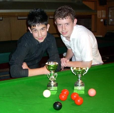 Bronze Waistcoat Tour Exeter Event 1 Finalists 2007-08