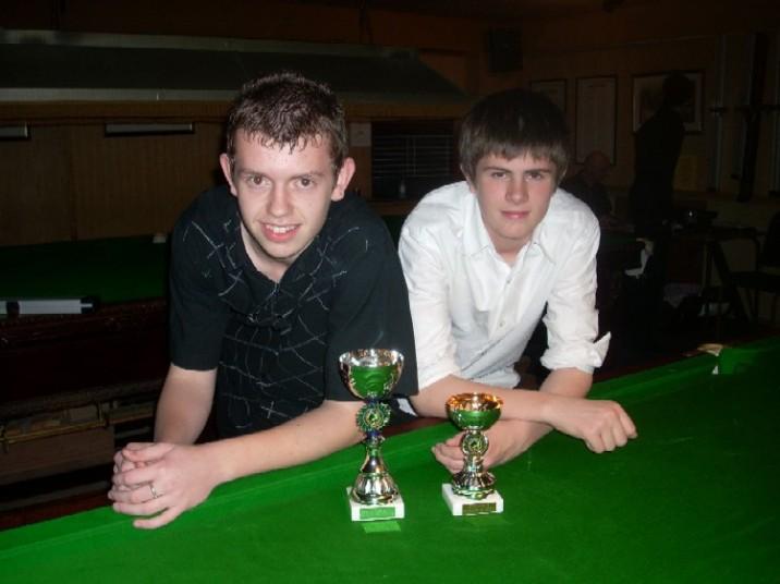 Bronze Waistcoat Tour Exeter Event 1 Finalists 2008-09