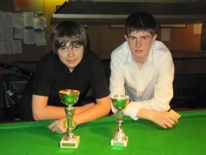Bronze Waistcoat Tour Exeter Event 1 Finalists 2009-10