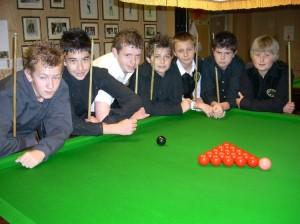 Bronze Waistcoat Tour Exeter Event 1 Players 2007-08