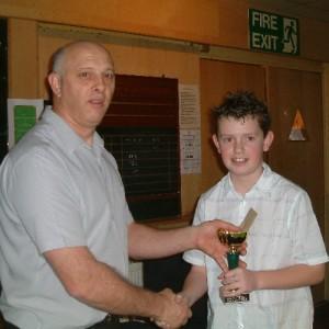 Bronze Waistcoat Tour Exeter Event 1 Winner 2005-06