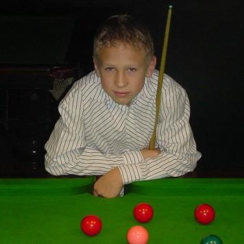 Bronze Waistcoat Tour Exeter Event 1 Winner Aaron Seldon 2004-05