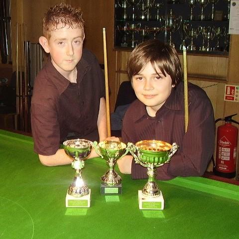 Bronze Waistcoat Tour Exeter Event 2 Finalists 2006-07