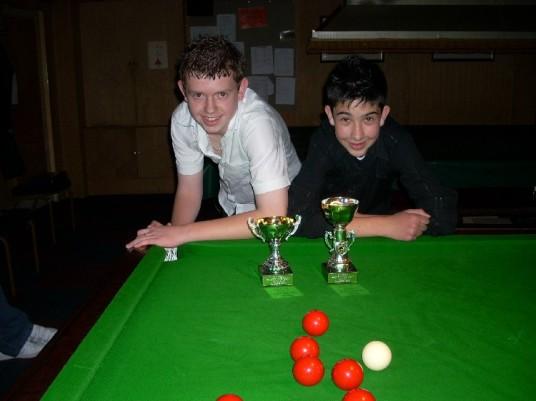 Bronze Waistcoat Tour Exeter Event 2 Finalists 2007-08