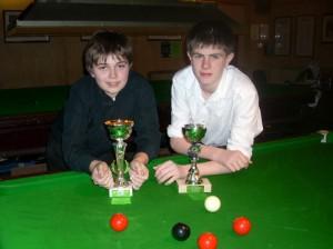 Bronze Waistcoat Tour Exeter Event 2 Finalists 2008-09