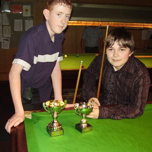 Bronze Waistcoat Tour Exeter Event 3 Finalist 2006-07