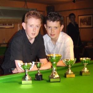 Bronze Waistcoat Tour Exeter Event 4 Finalists 2005-06