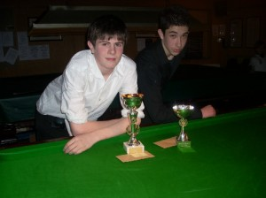 Bronze Waistcoat Tour Exeter Event 4 Finalists 2008-09