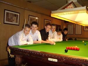 Bronze Waistcoat Tour Exeter Event 4 Players 2005-06