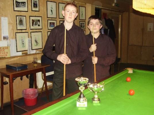 Bronze Waistcoat Tour Exeter Event 5 Finalists 2006-07