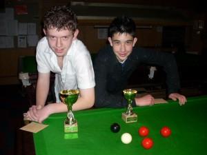 Bronze Waistcoat Tour Exeter Event 5 Finalists 2007-08