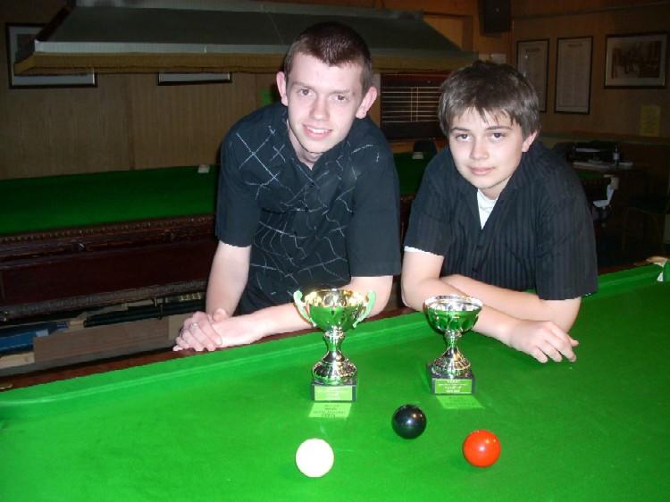 Bronze Waistcoat Tour Exeter Event 5 Finalists 2008-09