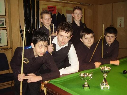 Bronze Waistcoat Tour Exeter Event 5 Players 2006-07