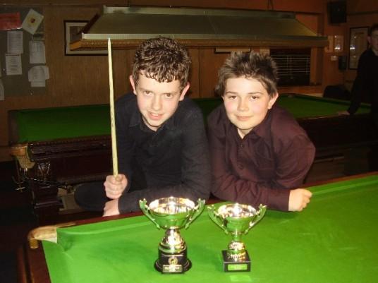 Bronze Waistcoat Tour Exeter Event 6 Finalists 2006-07